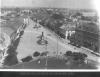 Pohled na náměstí ze zámecké věže